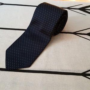 Austin reed regent street dotted tie vintage